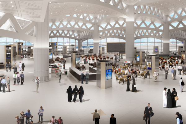 King Khaled International Airport Development and Expansion Project, Riyadh