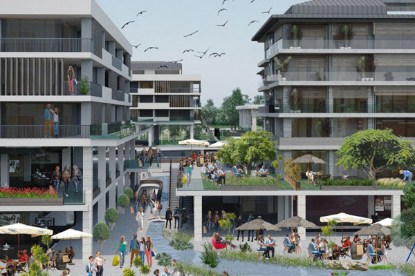 Kadikoy Vadi, Mixed-Use Project