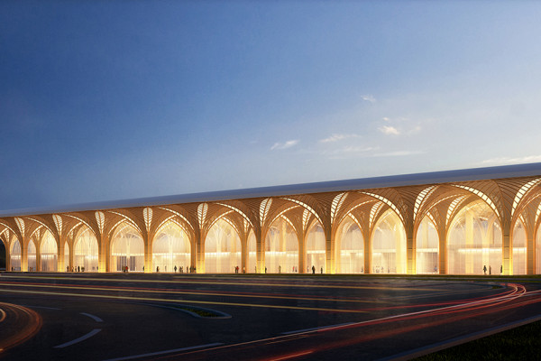 Contract Sign Ceremony for Nasiriyah International Airport Project