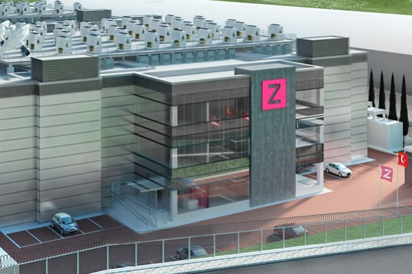 Zenium Data Center Ready for its first client KOC System….