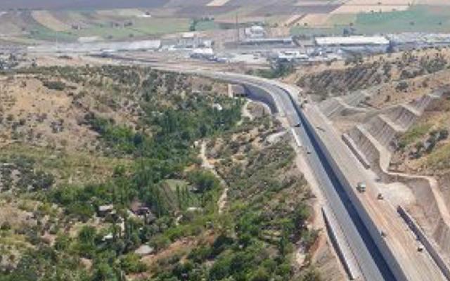 Sumbullu Vadisi Highway