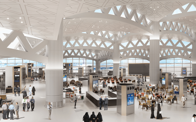 King Khaled International Airport Development and Expansion Project<br />