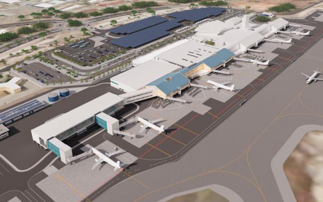 Aruba Queen Beatrix International Airport Gateway 2030 Project