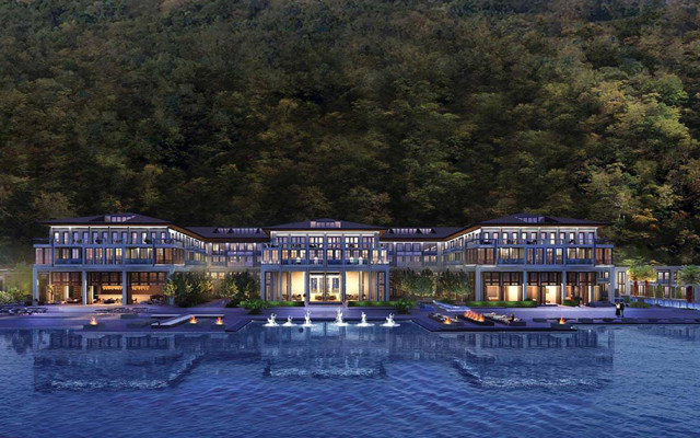 Mandarin Oriental Hotel Bosphorus