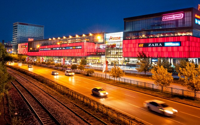 Samsun Piazza Shopping Mall