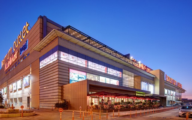Ankara Optimum Shopping Mall
