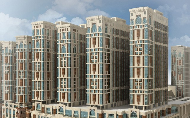 Meccah Jabal Omar Development Project/Phase-2