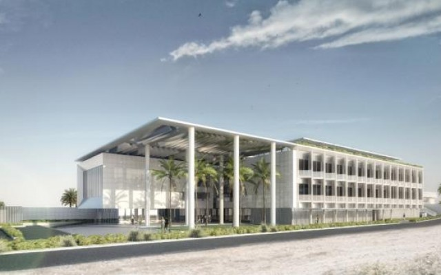European Leh Hospital