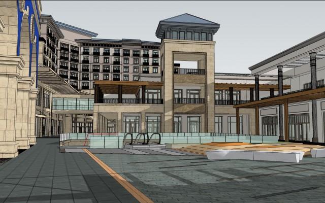 Renaissance Hilltown Project