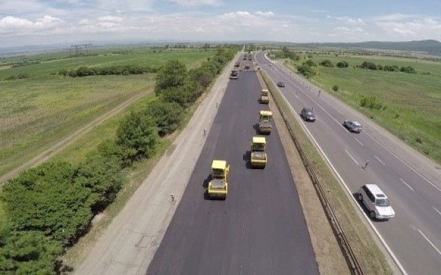 Podkova – Makaza Highway Rehabilitation, 20 km