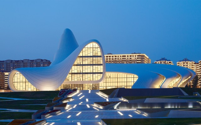 Haydar Aliyev Cultural Center