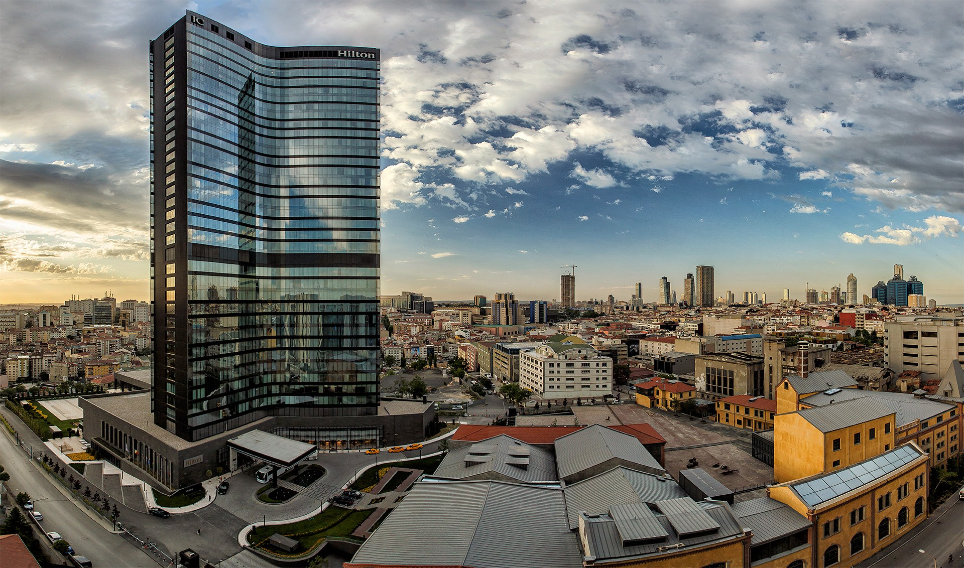 Hilton Hotel Istanbul Bomonti