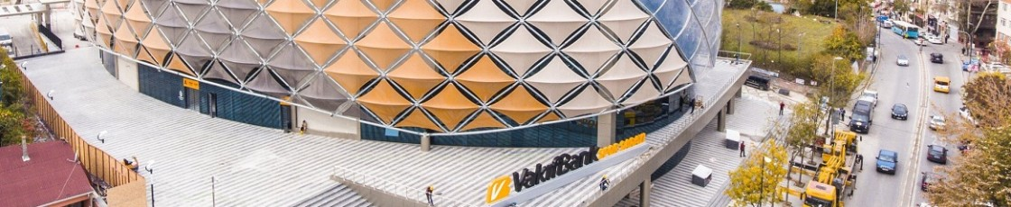 Vakıfbank Sports Hall opens the door